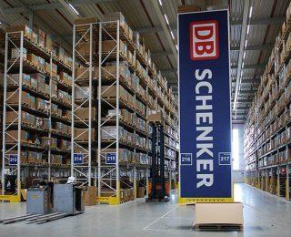 Trots op samenwerking met Schenker Logistics Nederland