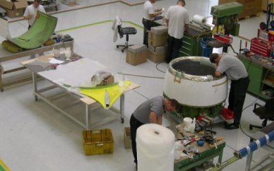 Flexibiliteit met TimeTell – AES Airplane Equipment Services GmbH